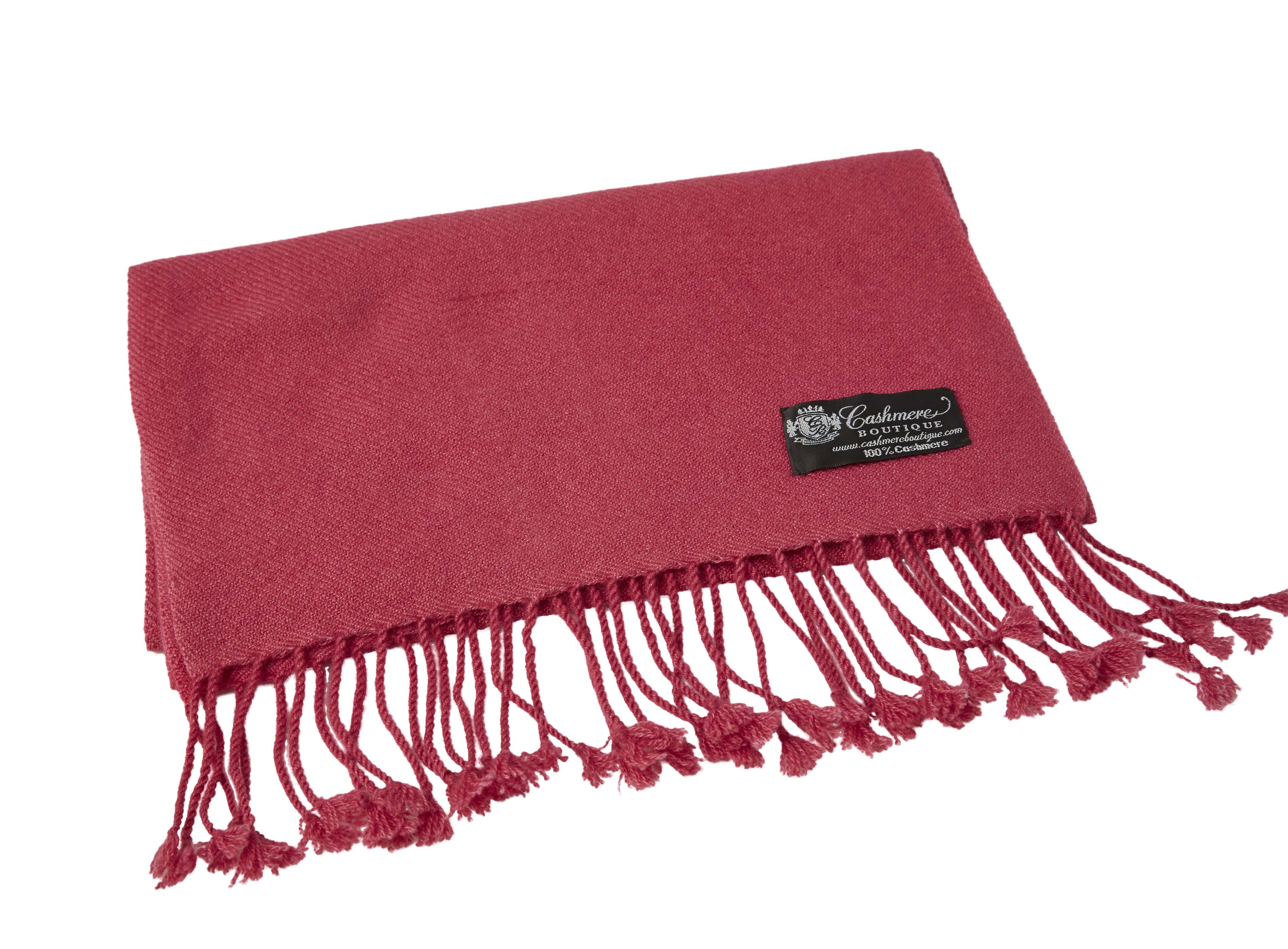 Pure_Cashmere_Scarf_with_Tassels_Raspberry_Sorbet