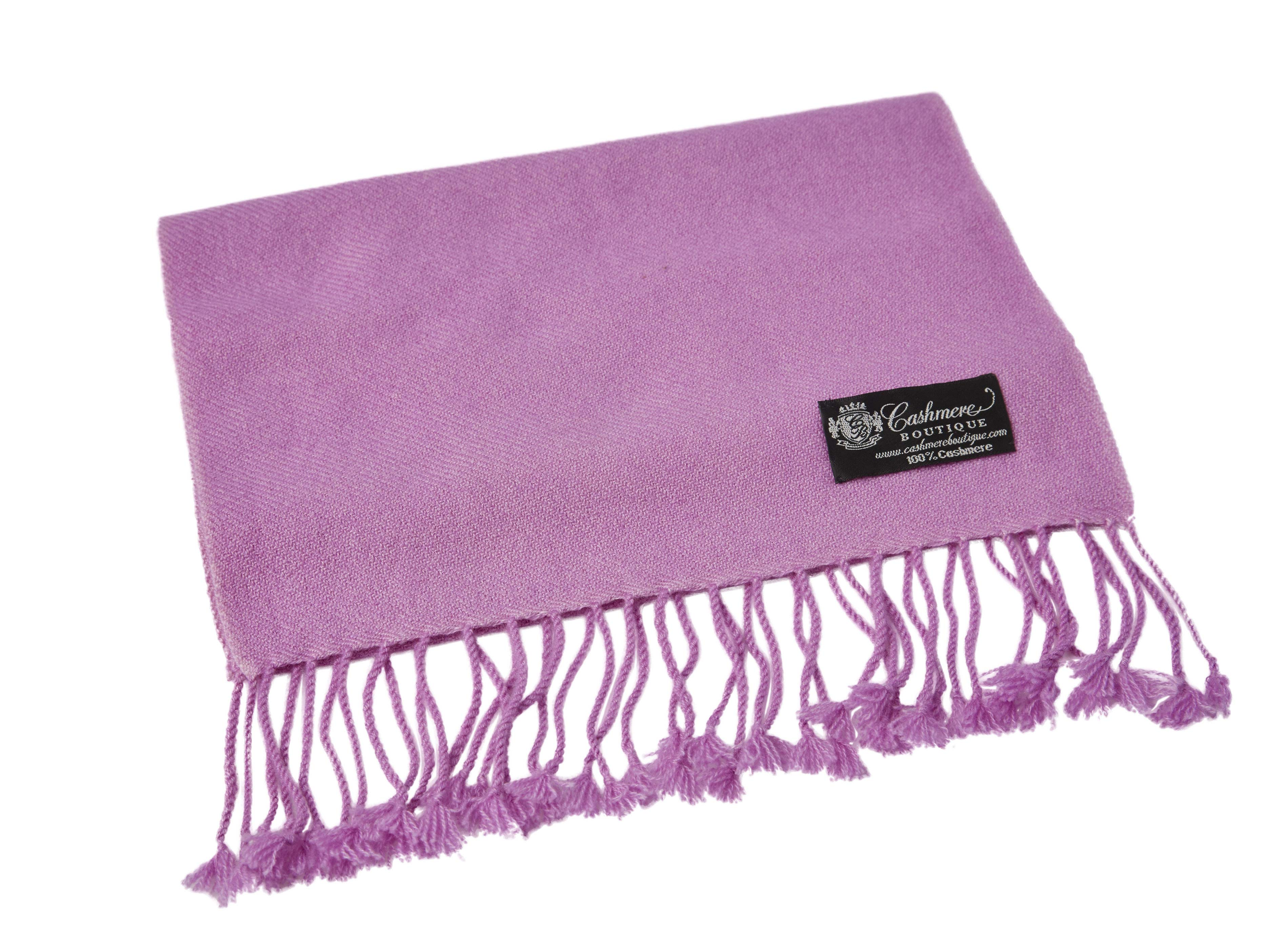 Pure_Cashmere_Scarf_with_Tassels_Faded_Lilac