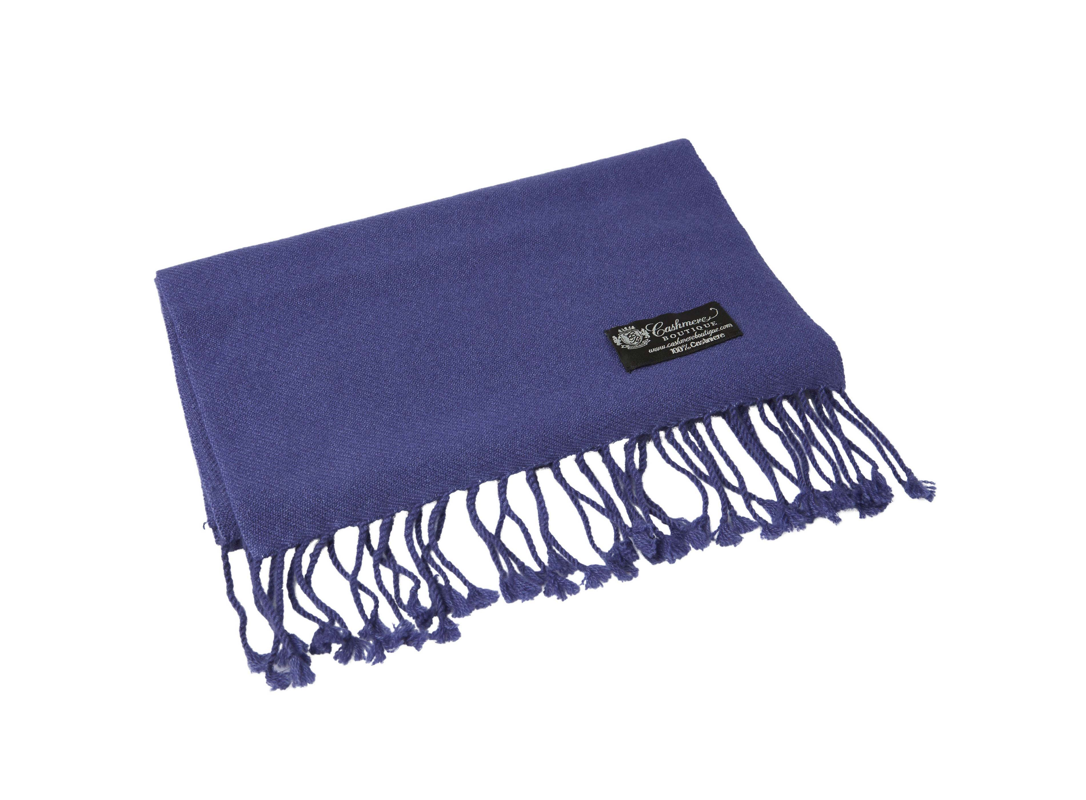 Pure_Cashmere_Scarf_with_Tassels_Periwinkle