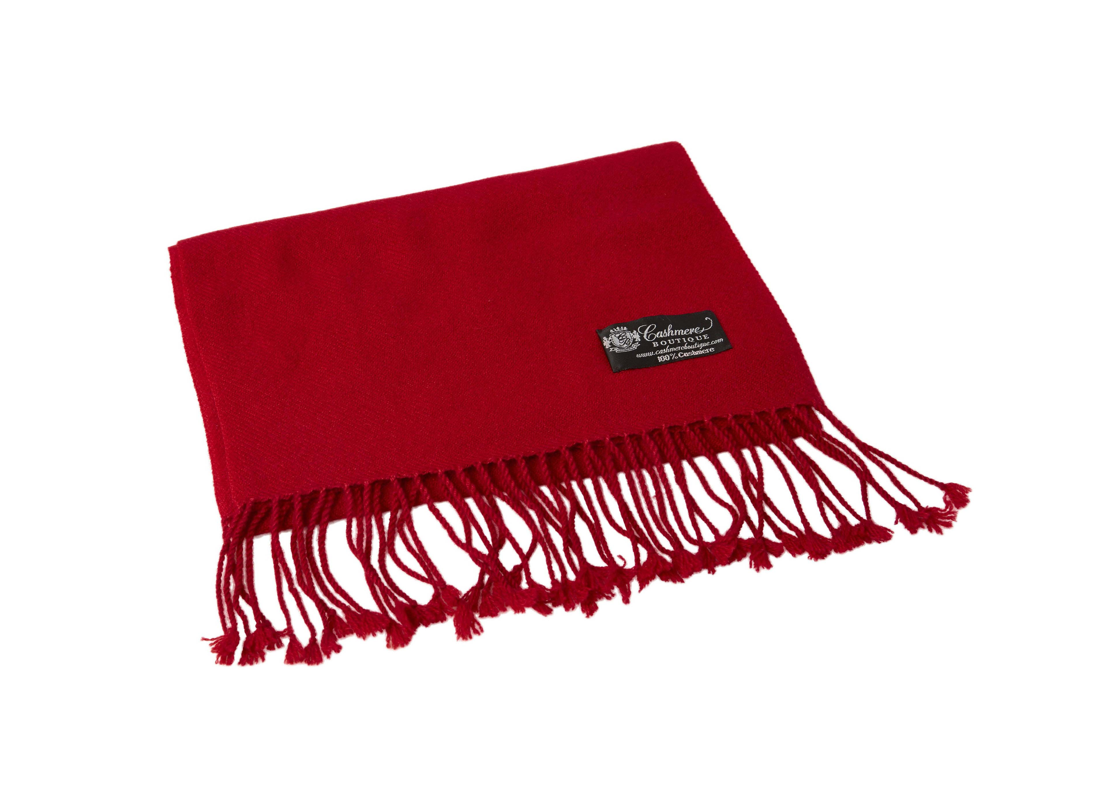 Pure_Cashmere_Scarf_with_Tassels_Crimson