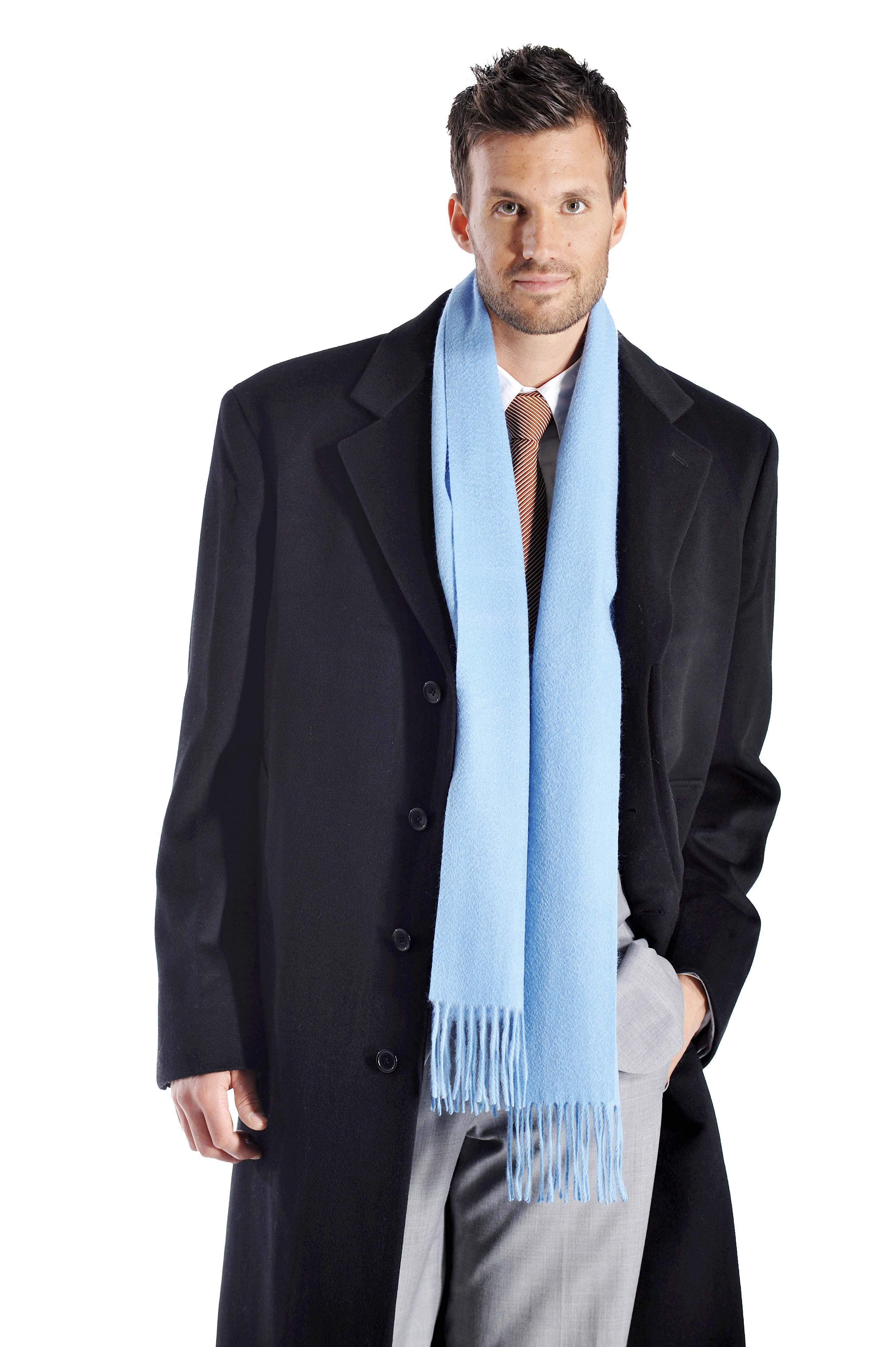Pure_Cashmere_Unisex_Scarf_Navy