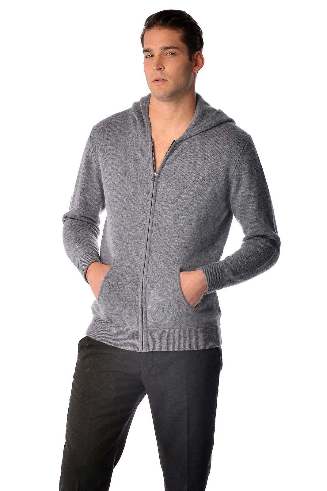 Pure Cashmere Unisex Hoodie