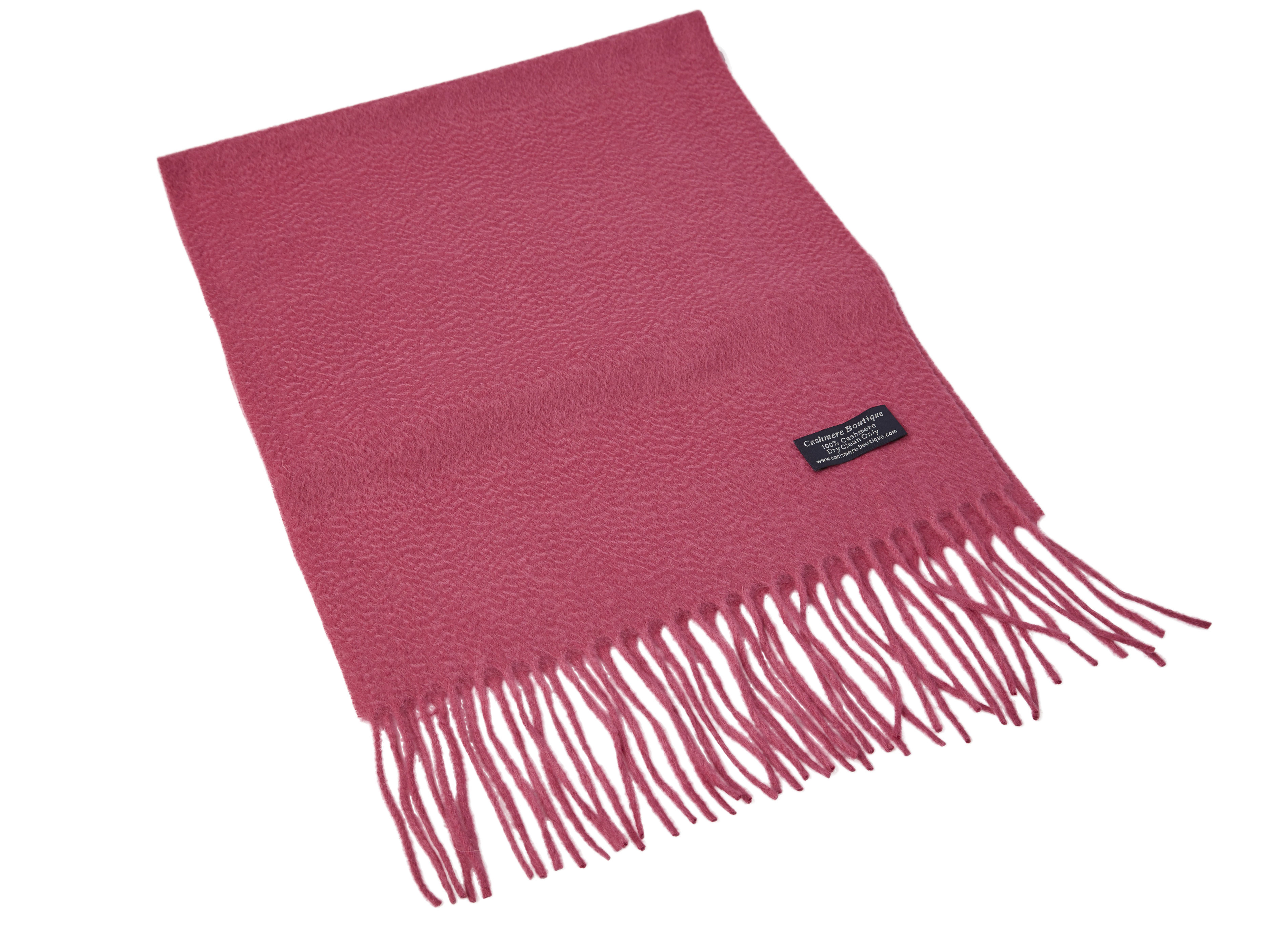 Pure_Cashmere_Unisex_Scarf_Raspberry_Sorbet