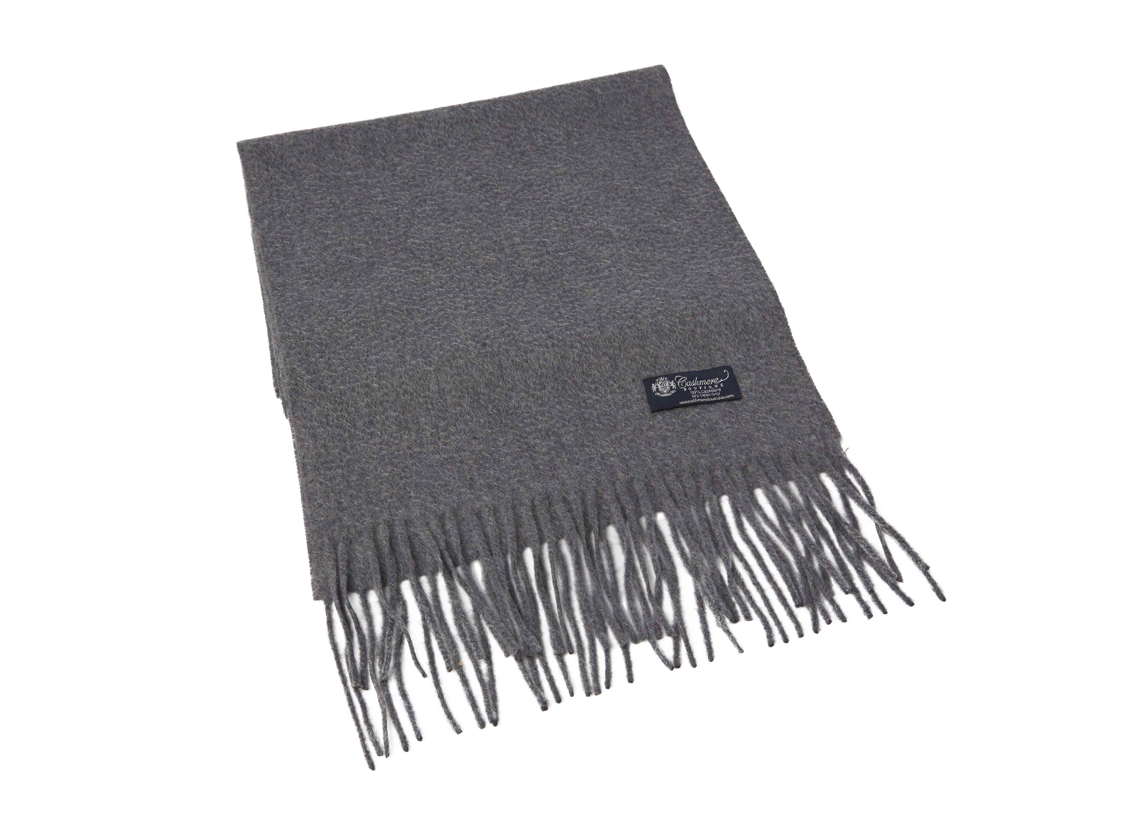 Pure_Cashmere_Unisex_Scarf_Charcoal