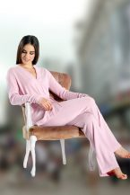 Pure Cashmere Lounge and Pajama Set for Women